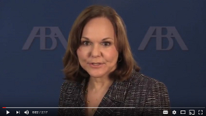 Linda Klein, President, American Bar Association