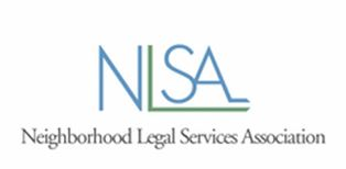 NLSA - Neighborhood Legal Services Association logo