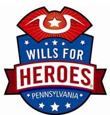 Wills for Heroes - PA logo