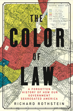 The Color of Law Cover graphic